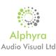 Alphyra Audio Visual Ltd logo
