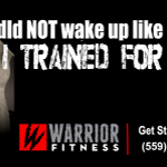 Warrior Fitness profile image.