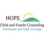 HOPE - Child & Family Counseling & Adolescent and Adult Therapy profile image.