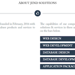 Jend Solutions profile image.