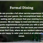 Orange Blossom Catering profile image.