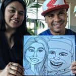Thomas Portraits & Caricatures LLC profile image.