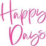 Happy Days Marketing profile image.
