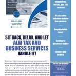 ALW Tax and Business Services LLC  profile image.