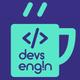 DevsEngin logo