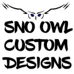 Sno Owl Custom Designs profile image.