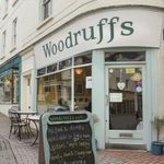 Woodruffs Organic Cafe profile image.