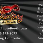Dazzling Photo Booth, LLC profile image.