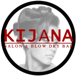 Kijana Salon & Blow Dry Bar profile image.