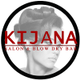 Kijana Salon & Blow Dry Bar logo