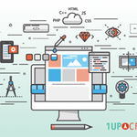 1UP Creative, LLC profile image.