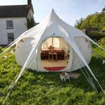 Lotus Belle Tent profile image.