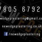 Newedge plastering limited profile image.