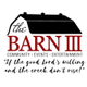 The Barn III Dinner Theatre and Event Center logo
