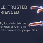PTS Electrical & Security profile image.