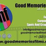 Good Memories Films USA profile image.