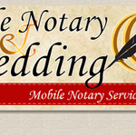 Able Notary & Wedding profile image.