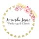 Amanda Jayne Weddings & Events logo