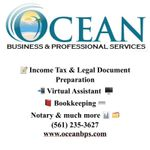 Ocean Business & Professional Services profile image.