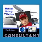 MannyV Travel - Evolution Travel profile image.