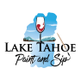Lake Tahoe Paint And Sip logo