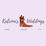 Katrina's Weddings profile image.