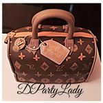 DPartyLady Events profile image.