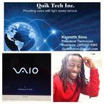 Quik Tech Inc. profile image.