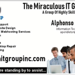The Miraculous It Group, Inc. profile image.