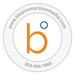 Blue Immersive Media profile image.