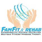 FamFit & Rehab profile image.