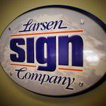 Larsen Sign Company profile image.