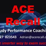 ACE Recall Study Performance Coaching profile image.