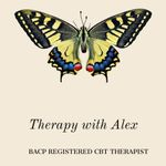 Therapy with Alex profile image.