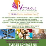 Victorious Behavioral Health Services profile image.
