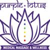 Purple Lotus Massage and Wellness profile image