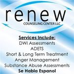 Renew Counseling Center LLC profile image.