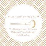 Makeup By Megan profile image.