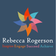 Rebecca Rogerson. Specialist Literacy and Dyslexia Support and Tutoring logo