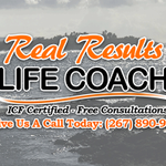 Real Results Life Coach profile image.
