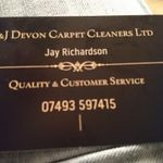 J&J Devon Carpet Cleaners profile image.