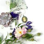 Iron Violets Design Studio profile image.