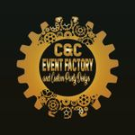 C&C EVENT Factory and Custom Party Design, LLC profile image.