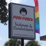 Pom Pom's Teahouse and Sandwicheria, St. Pete profile image.