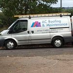 AC roofing and building maintenance profile image.