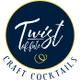 Twist of Fate Craft Cocktails logo