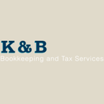K & B Bookkeeping & Tax Services profile image.