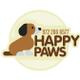 Happy Paws DFW logo