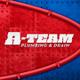 A-Team Plumbing & Drain logo