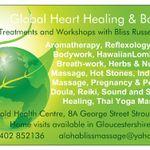 Global Heart Healing & Bodywork profile image.